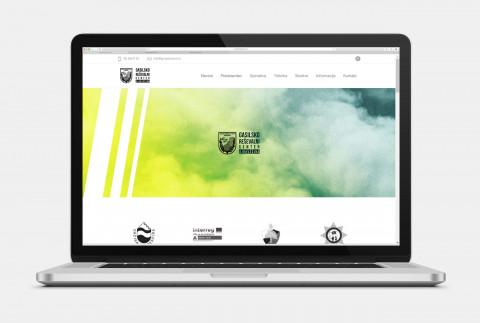 Spletna stran GRC Ajdovščina