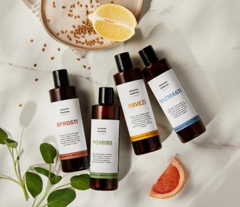 Naturavit šamponi